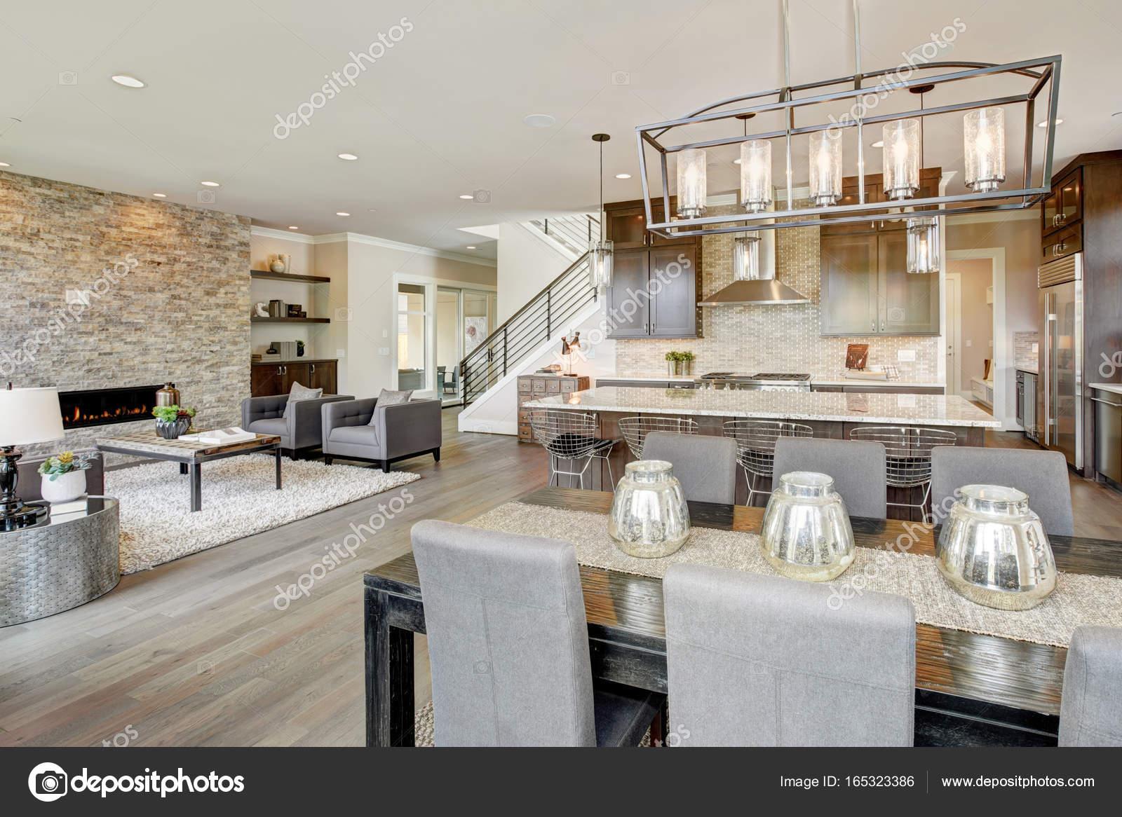 Sala E Cucina Openspace. Affordable Arredare Salotto E Sala Da ...