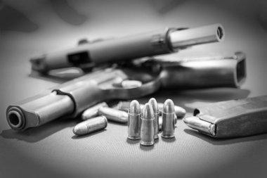 Gun and Golden Bullets.