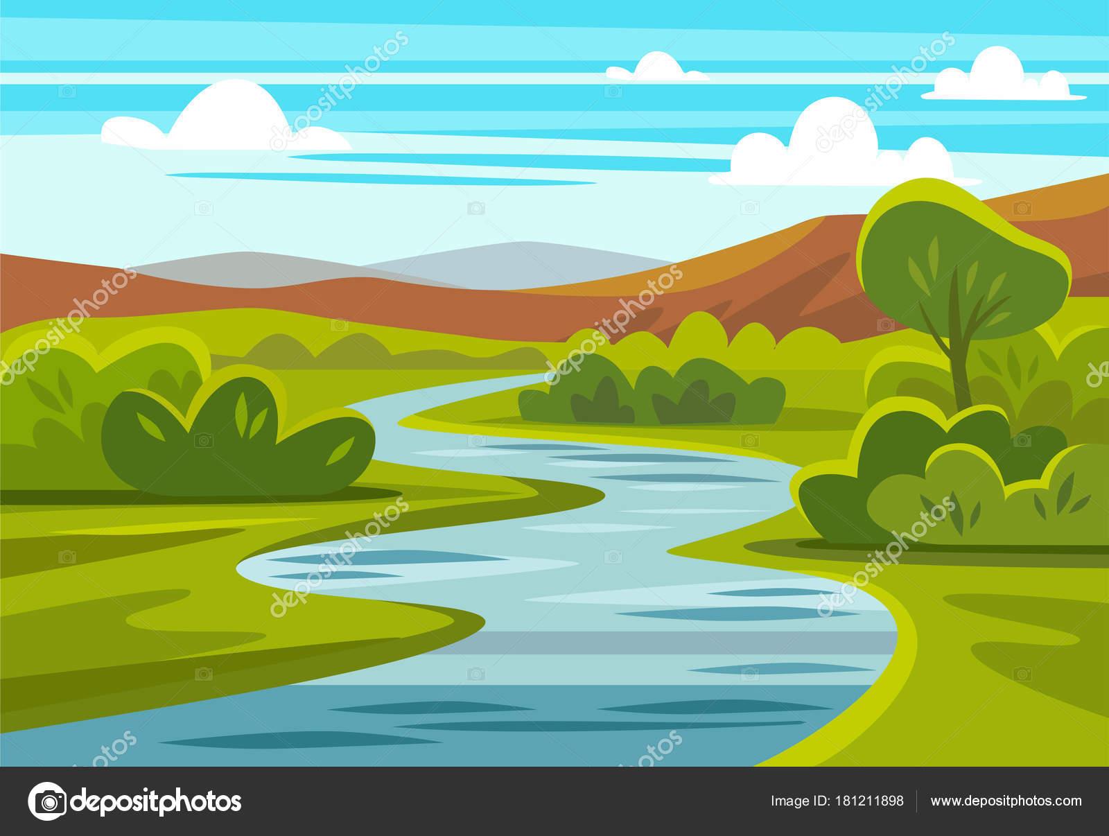 paisajes animadas