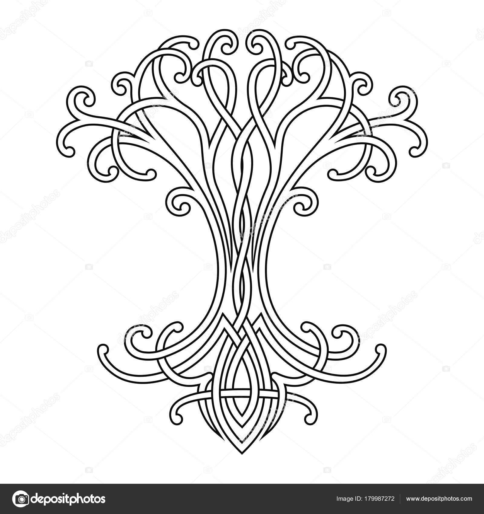 Imágenes Del Arbol Celta De La Vida árbol Celta De La Vida
