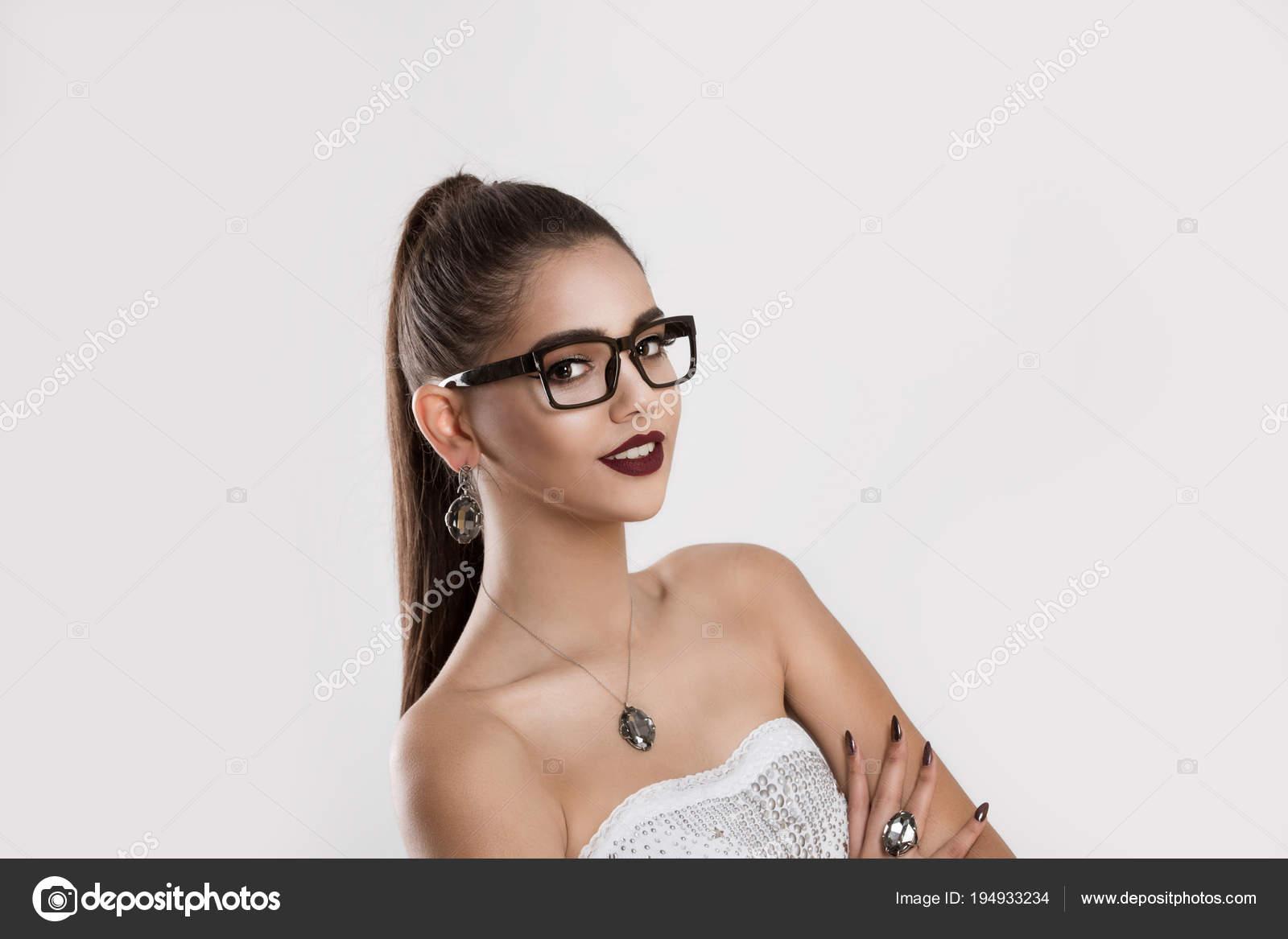 dc86f2df16b57d Een zeker vrouw die lacht — Stockfoto © HBRH  194933234