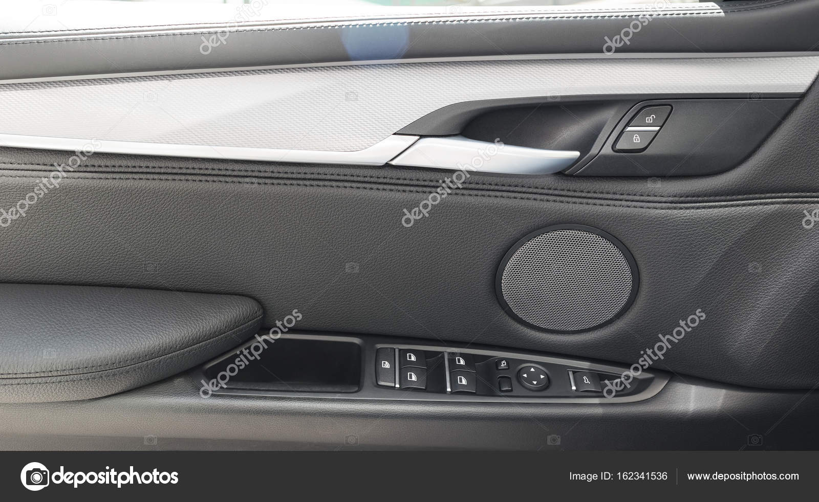 Inside car door handle Interior Car Car Door Handle Inside The Luxury Modern Car With Black Leather And Switch Button Control Modern Car Interior Details Photo By Bigtunaonline Aliexpress Car Door Handle Inside The Luxury Modern Car With Black Leather And
