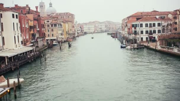 A Ponte degli Scalzi Időközű, Olaszország, Velence a Grand Canalra