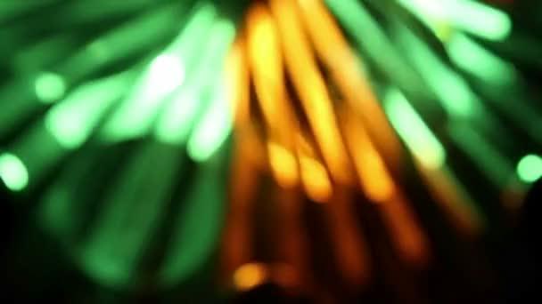 abstract blur movie