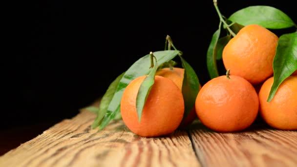 krásné ovoce mandarinka