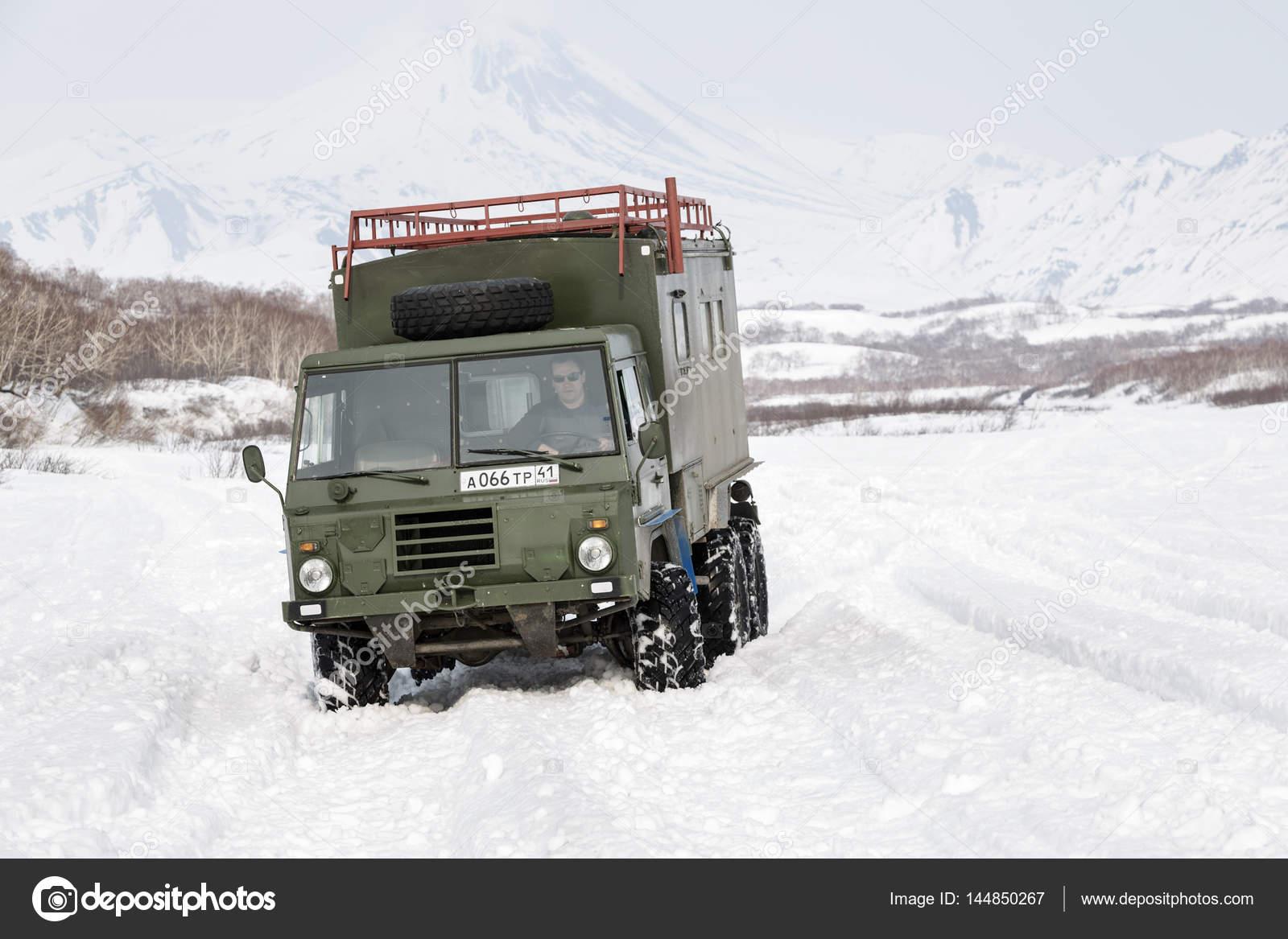 Topnotch Szwedzki stare wojskowe Samochody terenowe Volvo Laplander C304 FP29