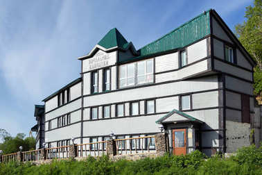 Hotel Chief of Kamchatka in Petropavlovsk-Kamchatsky City. Russian Far East