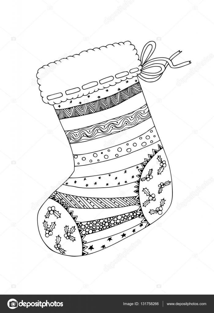 Картинка носок