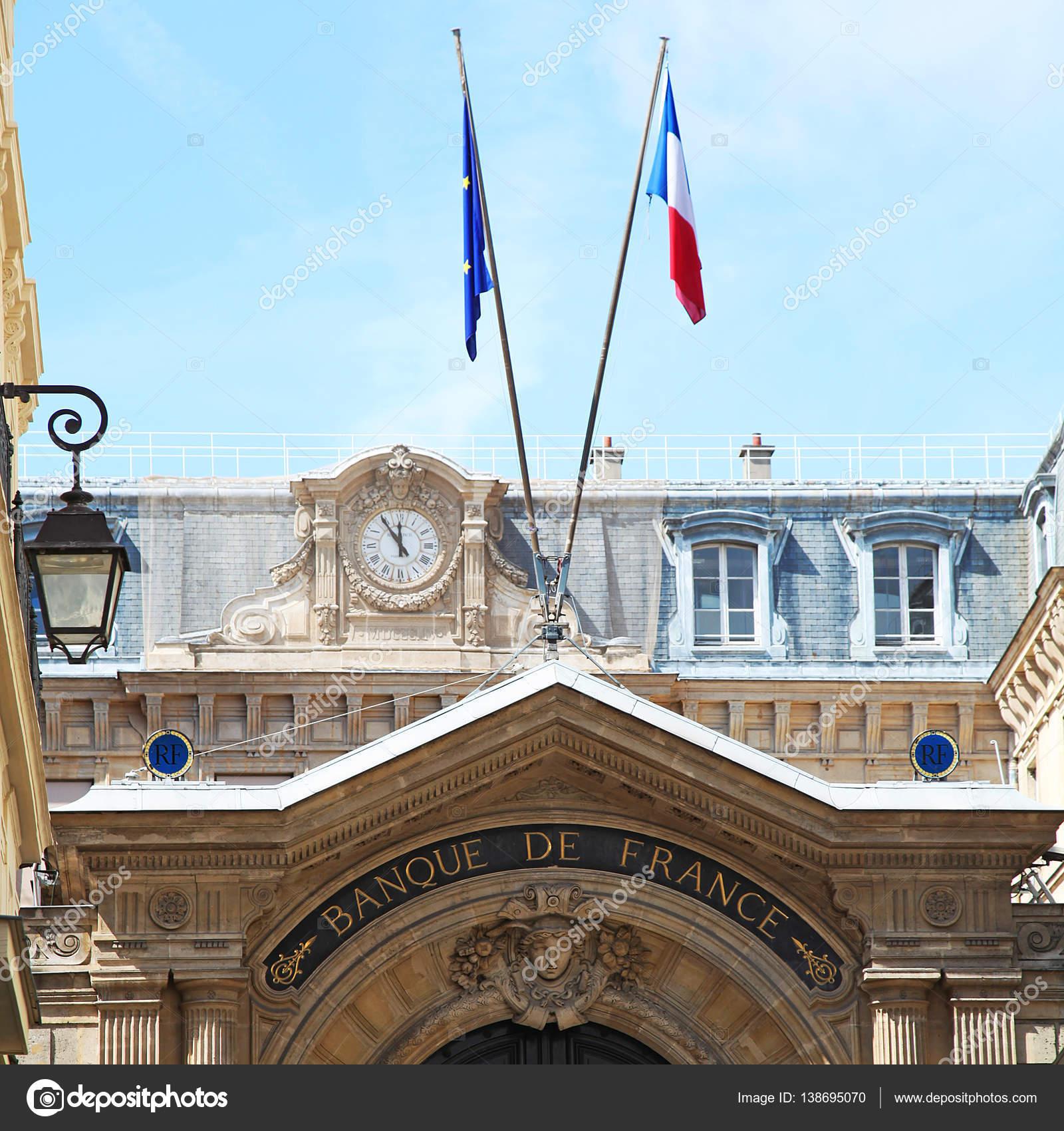 23afe01fa3f La Banque de France est la Banque centrale de la France — Photo ...