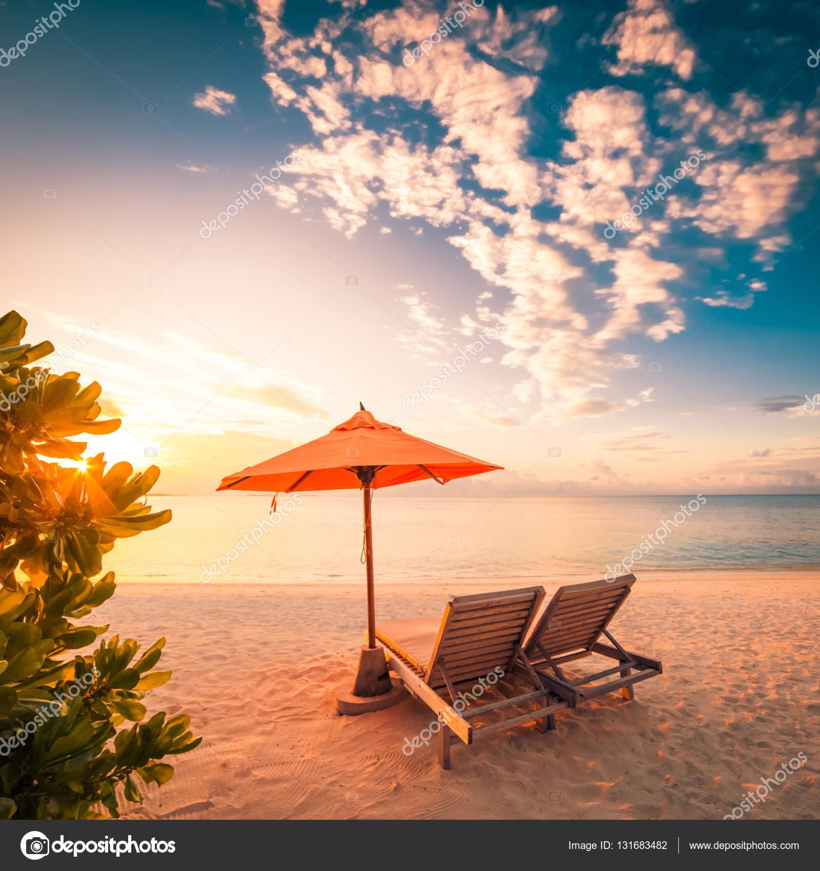 Солнце пляж красивые 3
