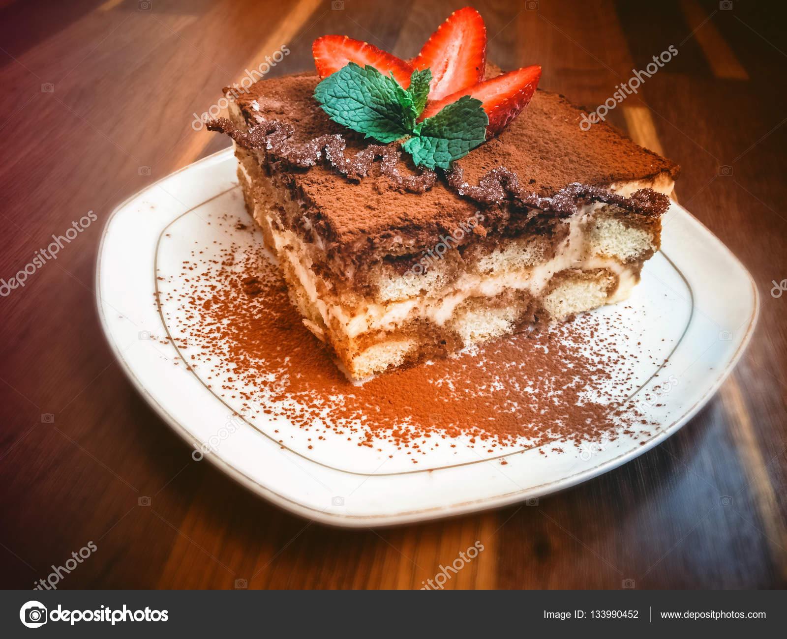 Leckeren Kuchen Erweckt Ein Gefuhl Der Liebe Fur Das Essen