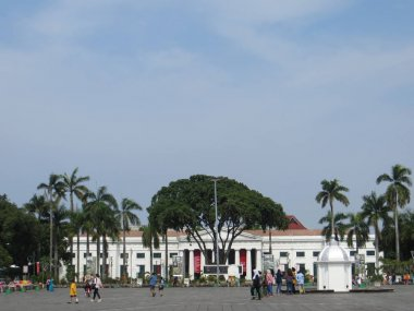 Fine Art and Ceramic Museum in Kota Tua.