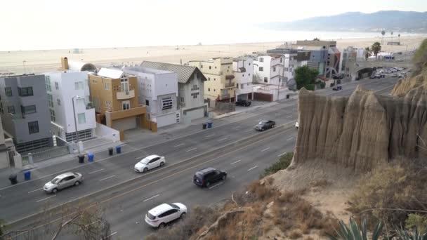 Santa Monica Traffic in Los Angeles