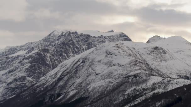 Zima v Západním Norsku