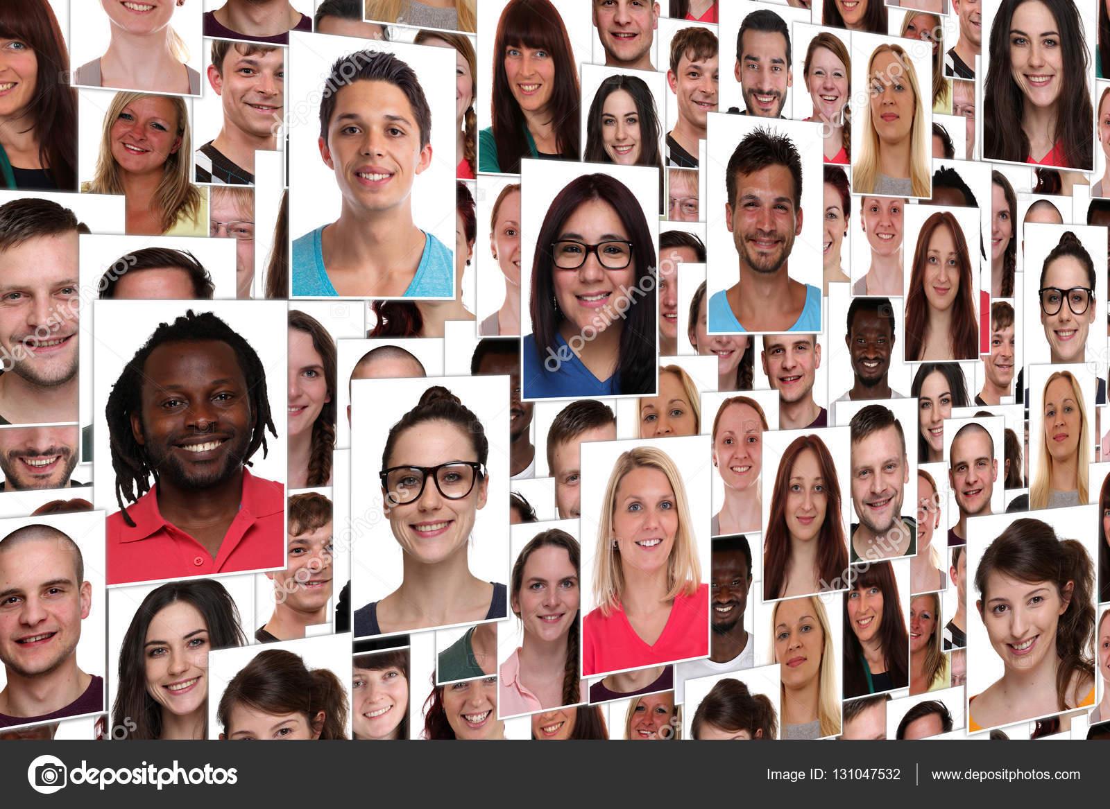 портреты людей фото коллаж пусть бывают трудности