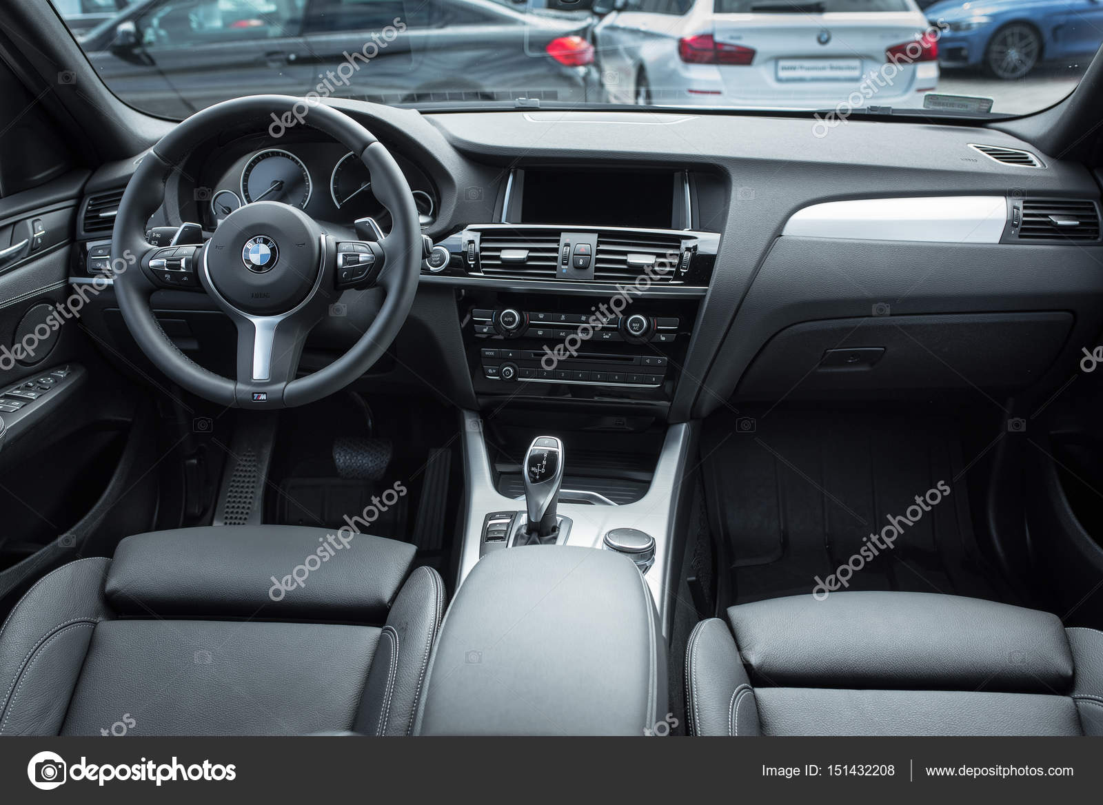 Photography Of Interior In New Model Bmw X1 Xdrive Presented By Dealer Bmw Inchcape Motor Wrocaw At March 2017 Stock Editorial Photo C Stockcrafter 151432208