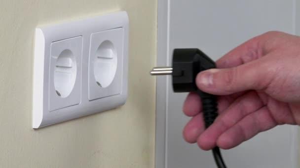 Kézi Plug elektromos aljzatba