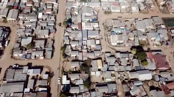 Letecké městečko v Jižní Africe