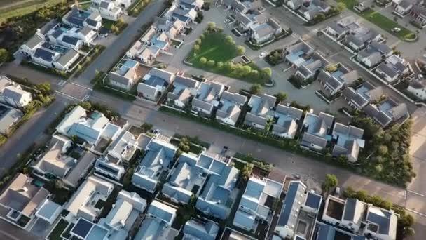 Vzduch předměstských domů