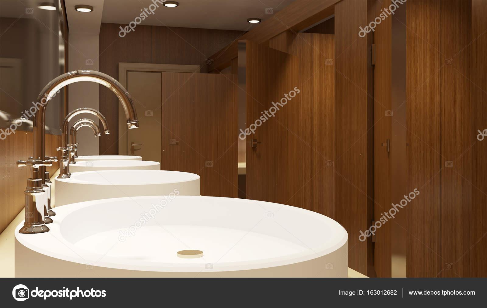 Servizi igienici pubblici nell 39 edificio per uffici foto - Immagini di uffici ...