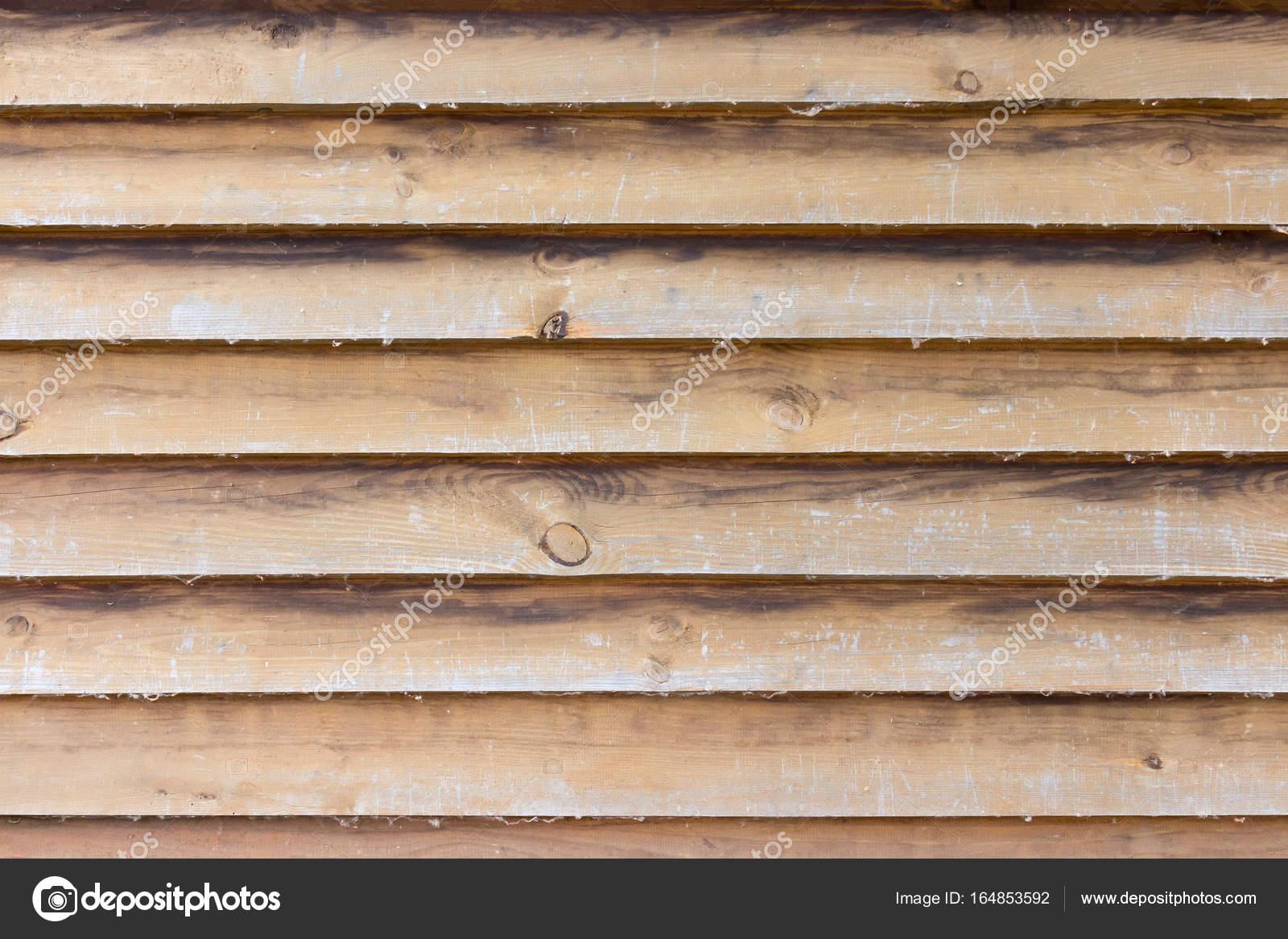 Texture De Bardage En Bois Gros Plan Maquette Photographie