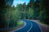 Autunno di strade russe