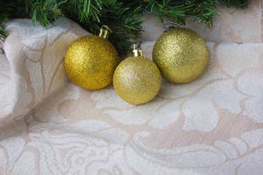 Preparing for the celebration of the New Year and Christmas 2018