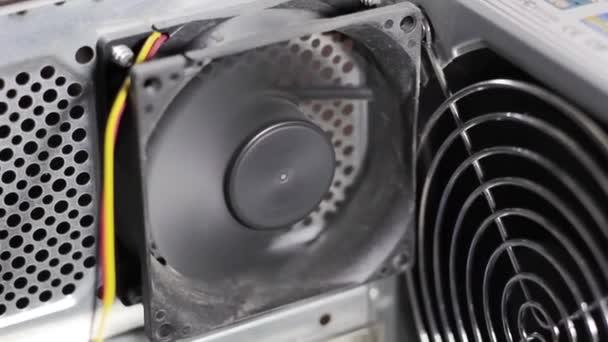 számítógép hűvösebb. Ventilátor működése