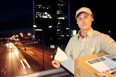 Overnight Parcel Delivery