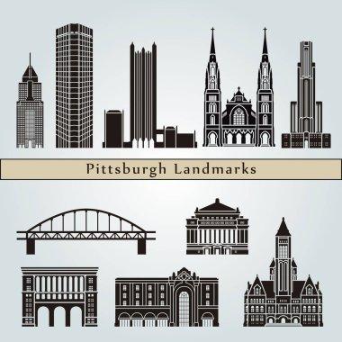 Pittsburgh V2 Landmarks
