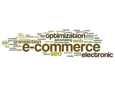 E-commerce electronic sales