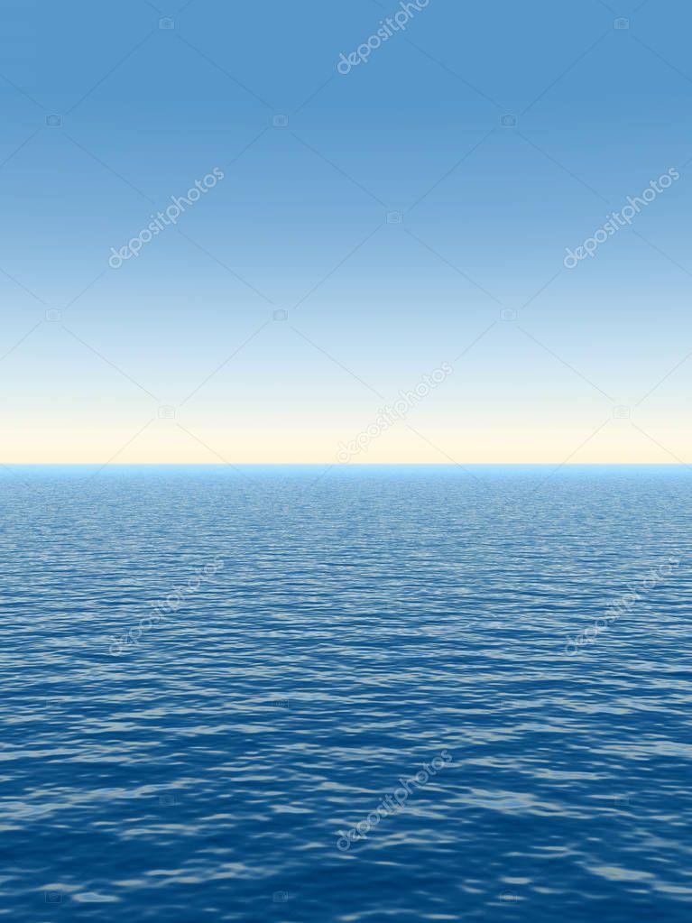 ocean water waves