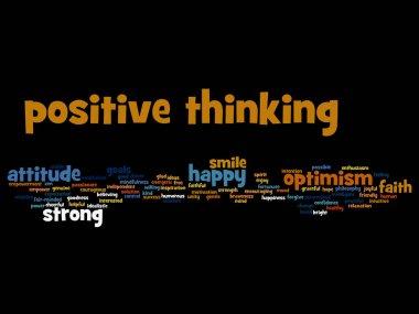 Concept, conceptual positive thinking