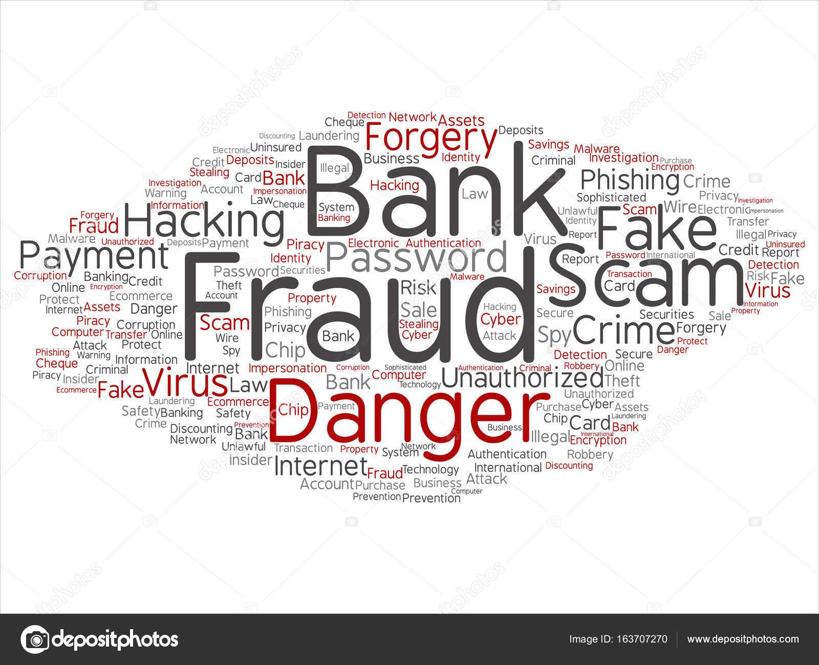 Bank Betrug