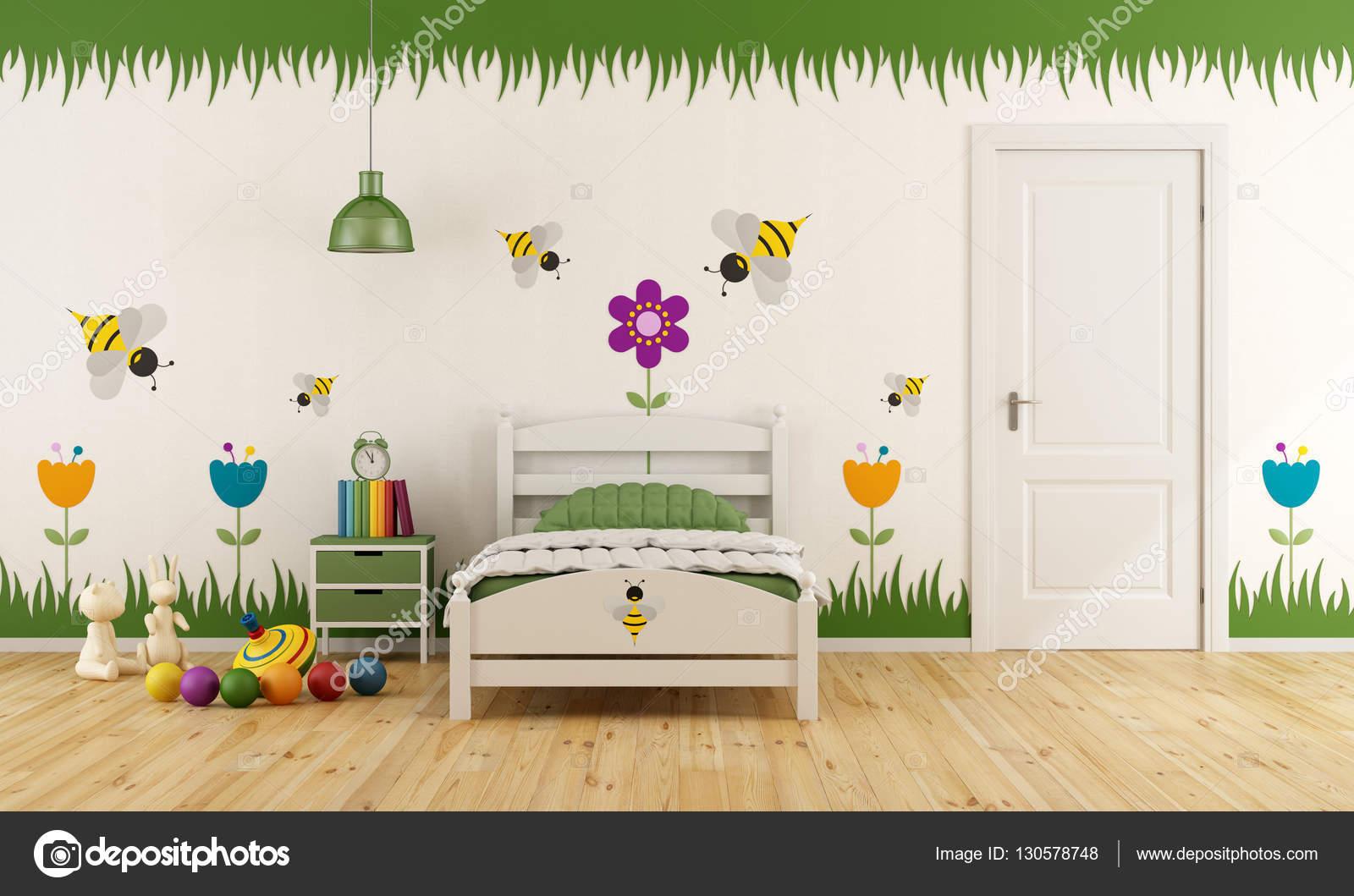 Decoratie Stickers Slaapkamer : D muurstickers safty foam home decor zelfklevende behang diy muur