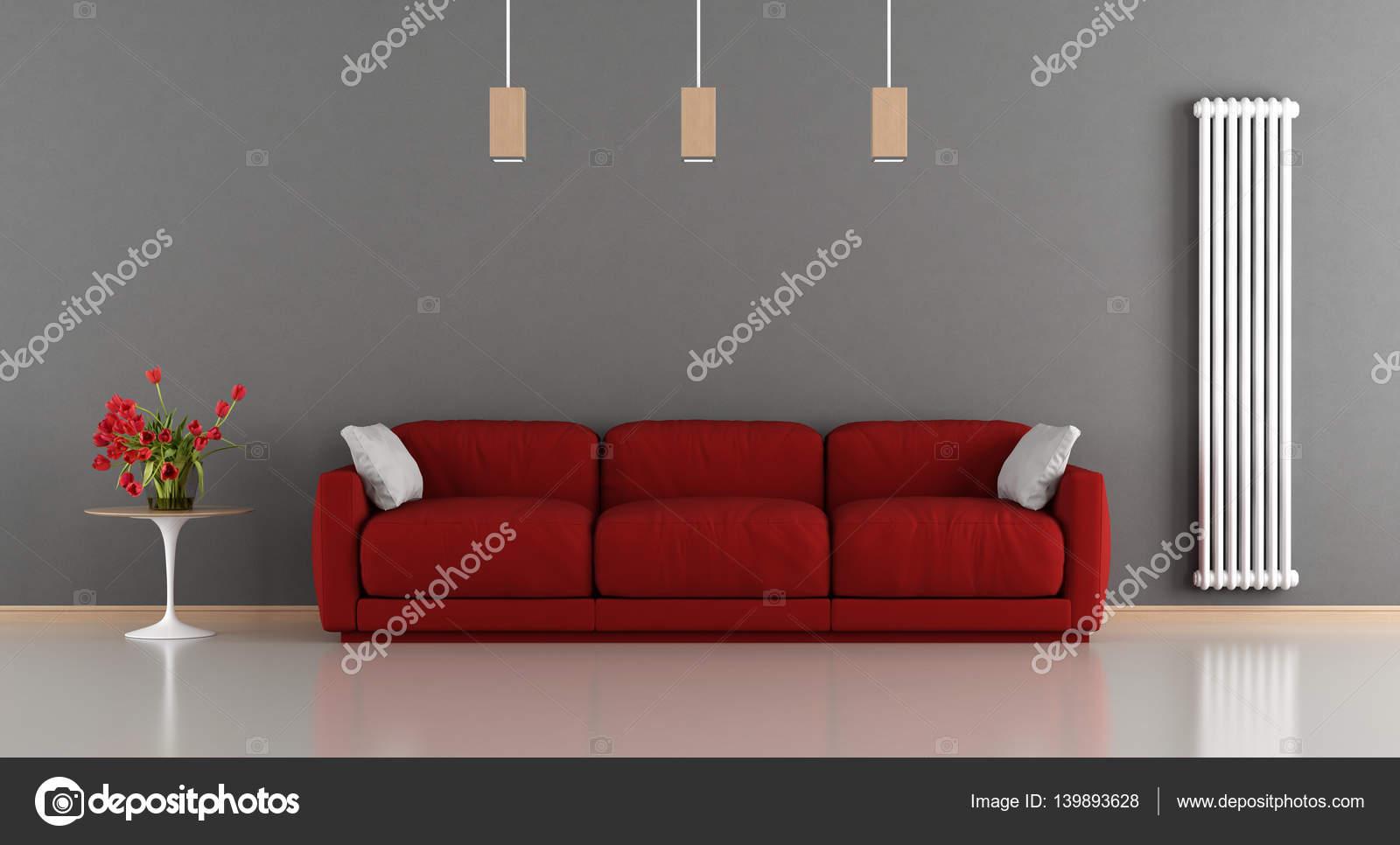 Divano Rosso E Grigio : Divano letto angolare marli ii tessuto grigio o rosso