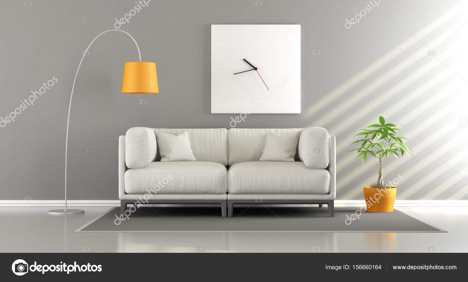 modernes Zimmer mit sofa — Stockfoto © archideaphoto #156660164
