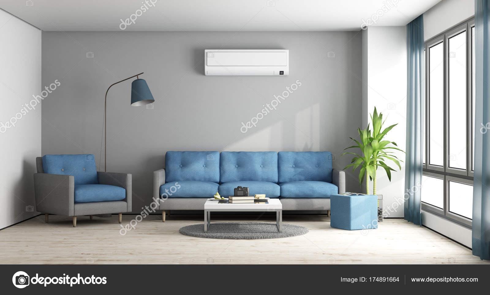 Salotto Moderno Grigio : Idee arredo casa in bianco nero e grigio per uno stile sobrio ed