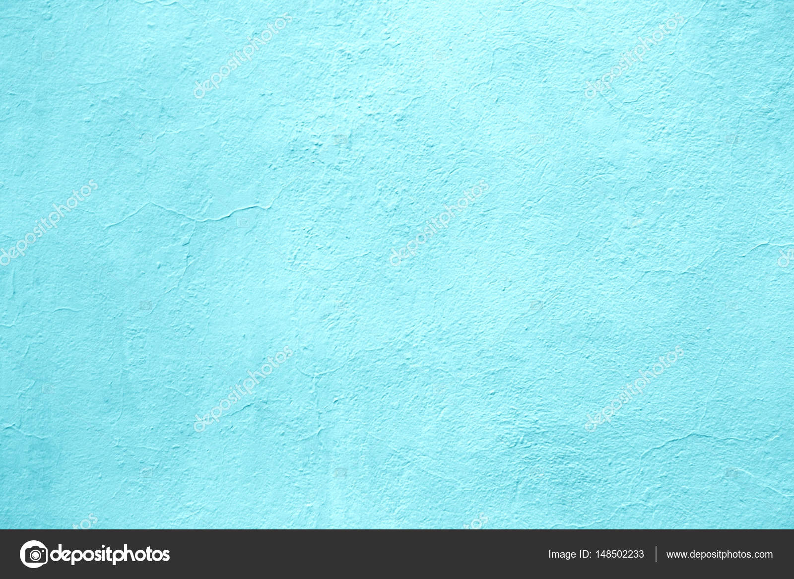 6e6f230009c8 Azul aguamarina claro | muro de hormigón de color azul claro, detrás ...