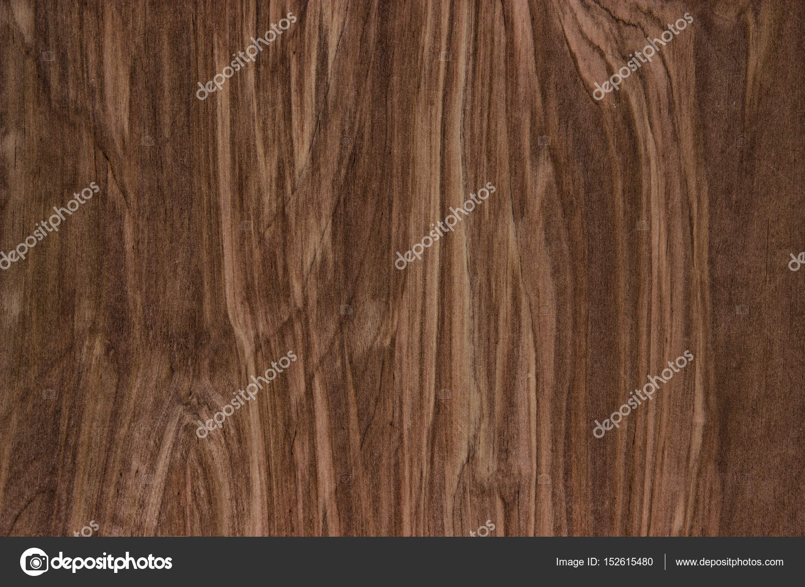 Dark Wood Texture Background Plank Panel Timber Stock Photo