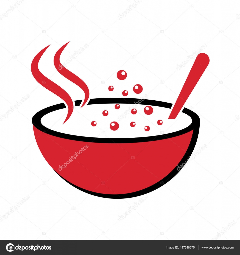 soup logo design � stock vector 169 irfanalvi 147548575
