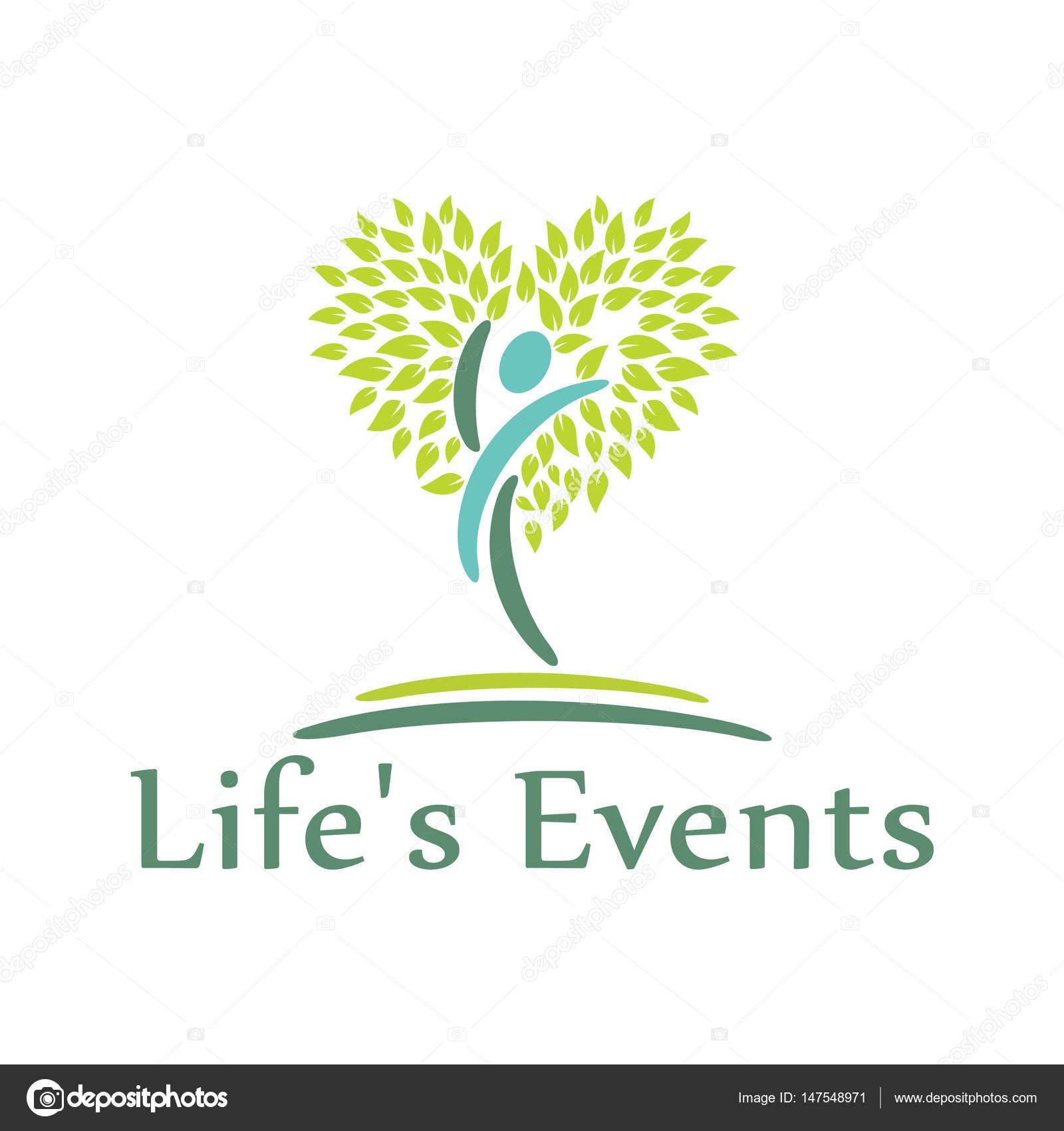 friendship, bonding, together organic people logo, people logo, tree ...
