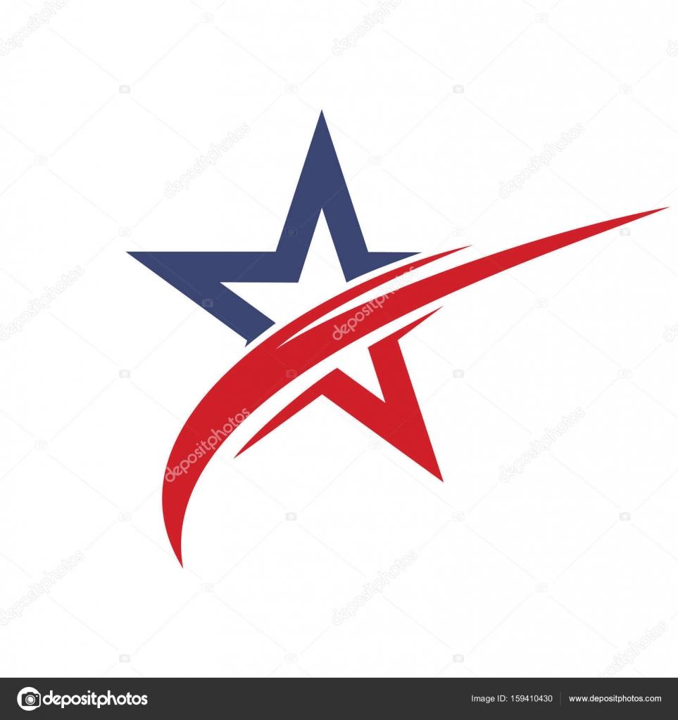Star Vector Logo Design Leader Boss Star Winner Star Rating Rank Star Astrology Symbol Stock Vector C Irfanalvi 159410430
