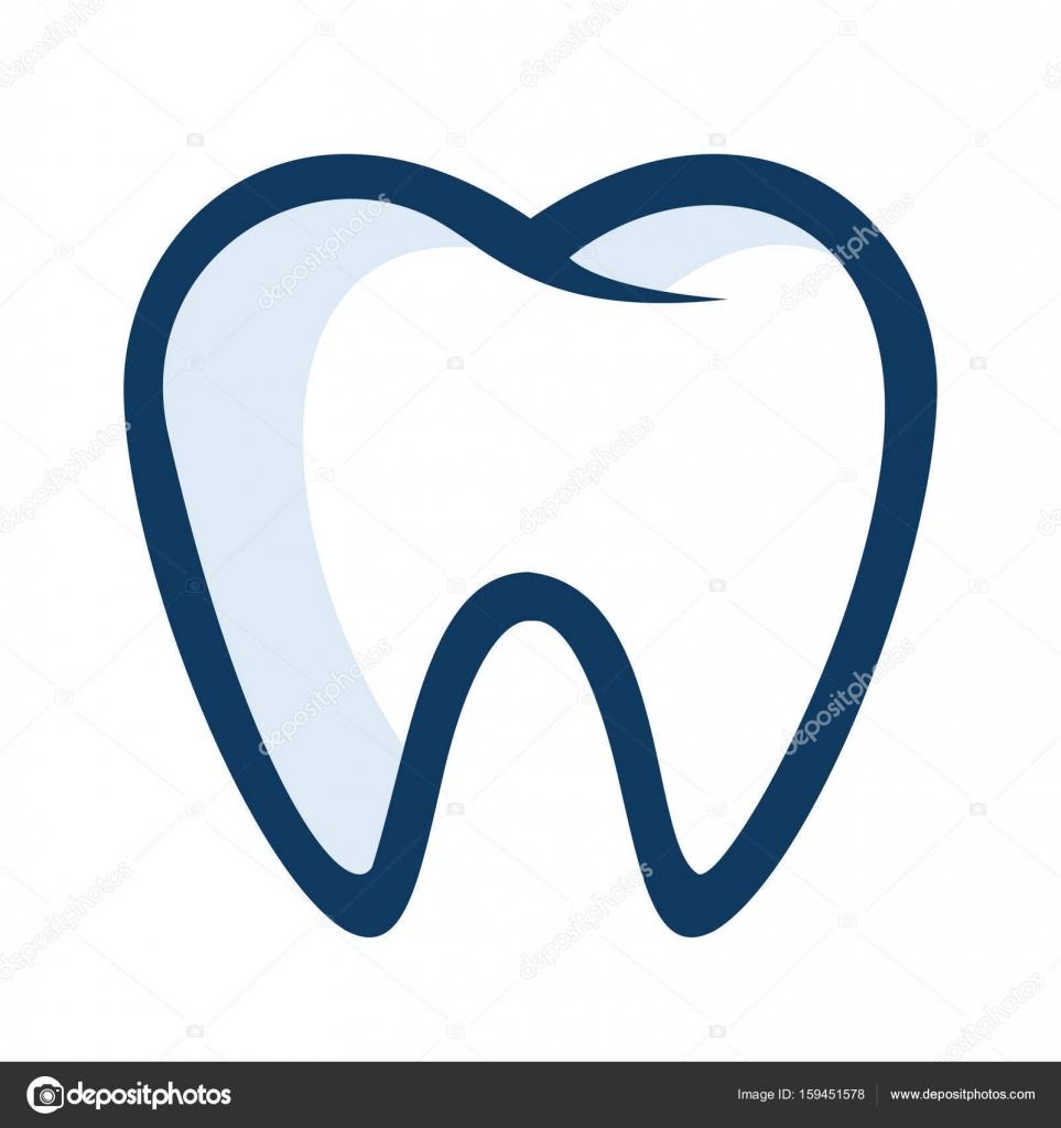 Tooth Logo Vector Design Dental Clinic Logo Stock Vector C Irfanalvi 159451578