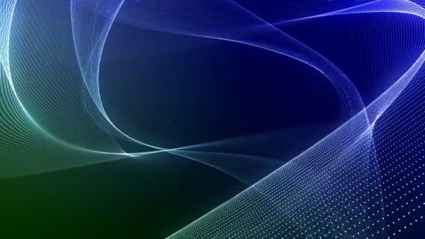 HD Loopable pozadí s nice abstraktní čáry