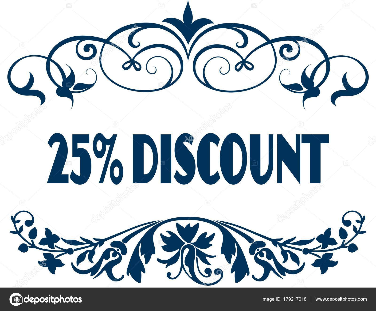 25 por ciento de último minuto en texto azul cuadros — Fotos de ...