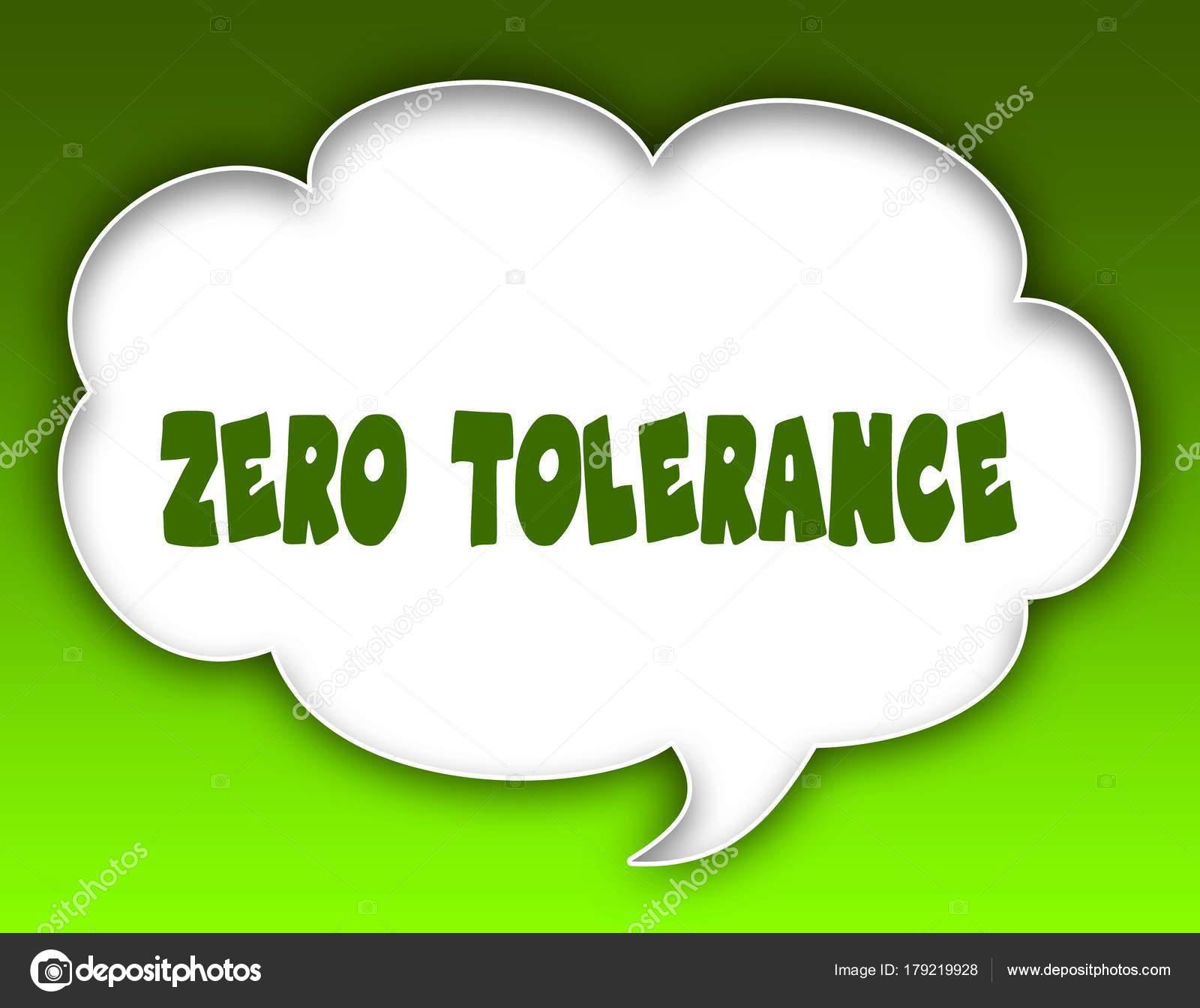 speech on tolerance