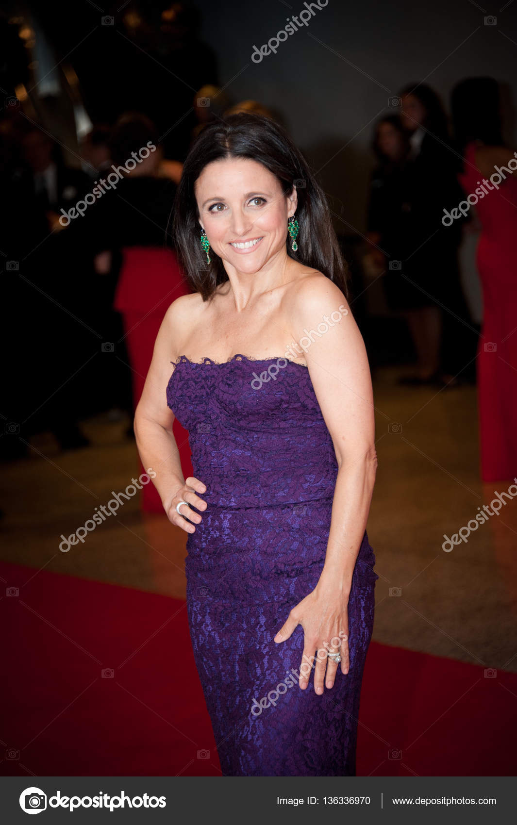 Actress Julia Louis Dreyfus Stock Editorial Photo