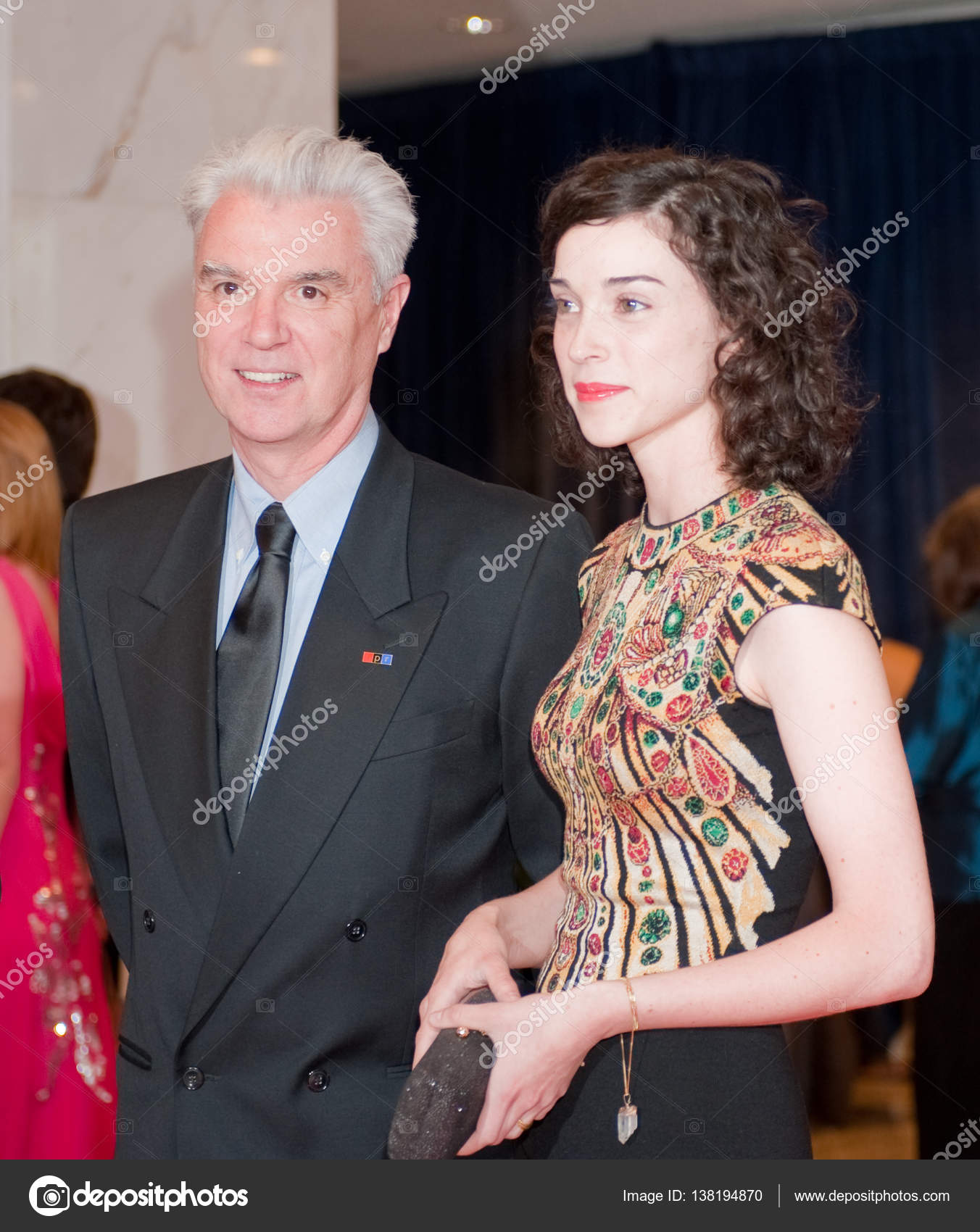 Annie clark and david byrne dating. dating in 2015 quotes about breaking.