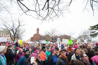 Rally against President Trump